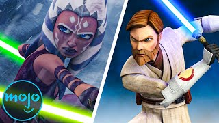 Top 10 Animated Star Wars Characters