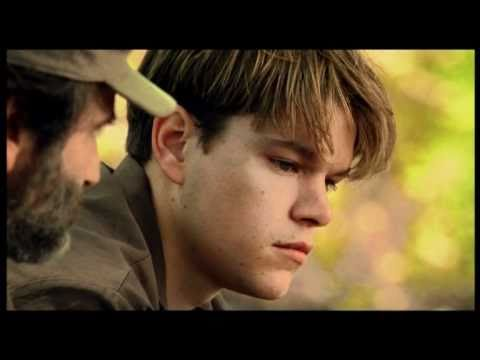 Good Will Hunting The Park Bench