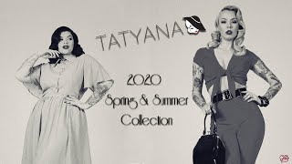 ✨ Tatyana and Tailor & Twirl 2020 Spring & Summer Collection ✨
