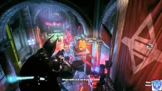Batman Arkham Knight (#23) poszukiwania komisarza gordona
