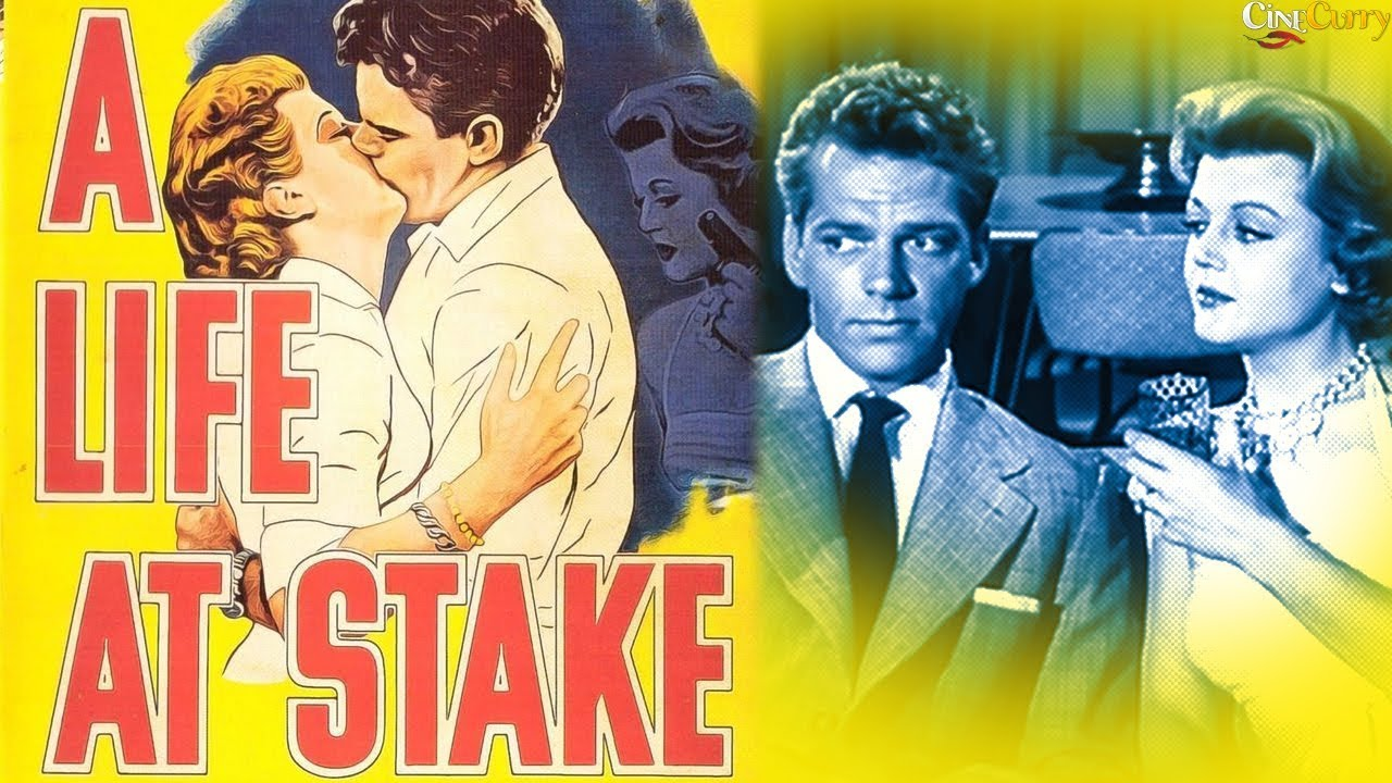 A Life at Stake (1954) | Angela Lansbury, Keith Andes | Drama Movie | CInecurry