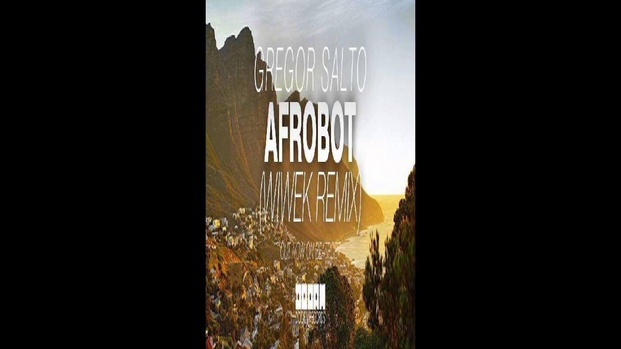 Gregor Salto - Afrobot ( Wiweke Remix )