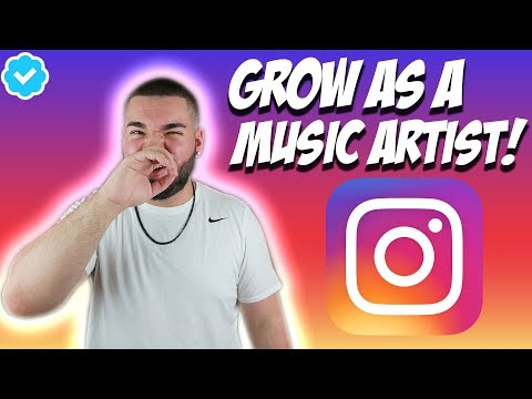 HOW TO GROW ON INSTAGRAM AS A RAPPER/ARTIST/PRODUCER/MUSIC