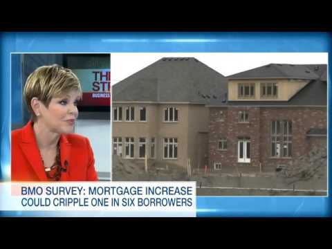 Mortgage rates edge up as politics and economics muddle financial markets