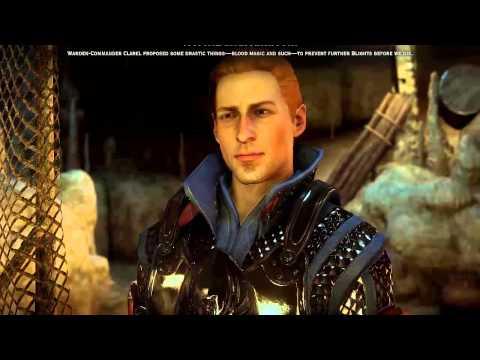 Dragon Age: Inquisition- Meeting Grey Warden Alistair (Romanced Hero of Ferelden)