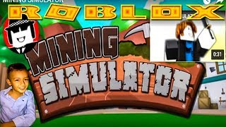 Roblox Live Stream by Steven come and play Mining Simulator and others with me!