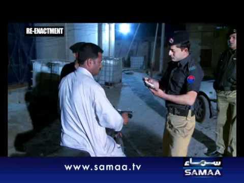 Khoji March 16, 2012 SAMAA TV 1/4