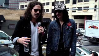 Foxy Shazam Exclusive Interview - SXSW 2012