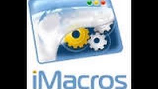 Не работает imacros что делать? Решение проблемы скачать imacros for firefox