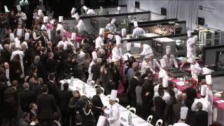 Bocuse d'Or 2015 - Day 1 (1/6)
