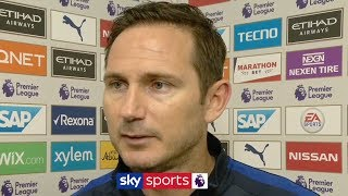 'We are closing the gap!' | Frank Lampard reacts to Chelsea's narrow defeat to Man City