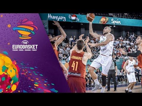 Hungary v Spain - Full Game - FIBA EuroBasket 2017