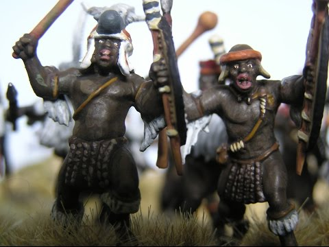 Warlord Games Plastic Zulus
