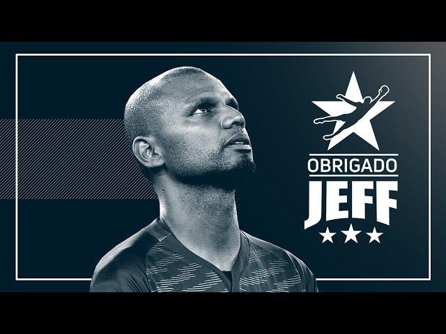 8a94dc647d5d9 Botafogo lança camisa especial para a despedida de Jefferson  em vídeo