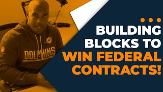 Win Your 1st Government Contract