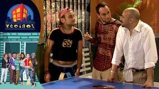 Vecinos, capítulo 63: El duelo de ping pong  | Temporada 1