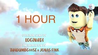 "Roblox chanson ""Fun Day"" (1 HOUR) Roblox Animation"
