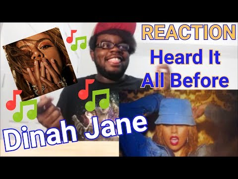 Dinah Jane - Heard It All Before | MV REACTION | Cheston's Going Up