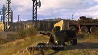 Metal Gear Solid V: Ground Zeroes PC - 1080p Max Settings - My Gameplay.