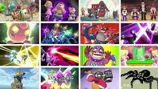 Super Smash Bros Ultimate: All Final Smash Attacks