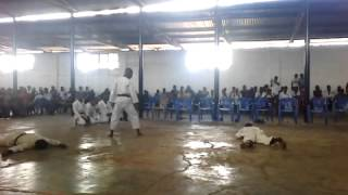 Kanku sho final Iringa competitions (Tanzania)