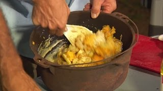 Fish And Termite Curry: Bush Cook'n ► All 4 Adventure Tv