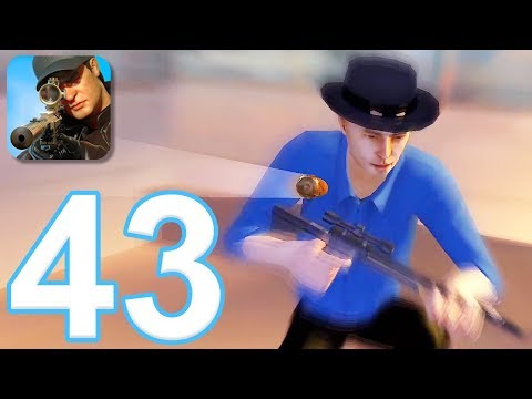 Sniper 3D Assassin: Shoot To Kill - Gameplay Walkthrough Part 43 - Region 14 (iOS, Android)