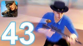 Sniper 3D Assassin Shoot to Kill   Gameplay Walkthrough Part 43   Region 14 iOS Android