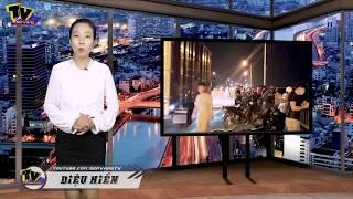 Cô gái trẻ MANG THAI bỏ lại xe máy và mẫu giấy nhỏ trên cầu rồi 'LÀM ĐIỀU DẠI DỘT' tại sông Hồng