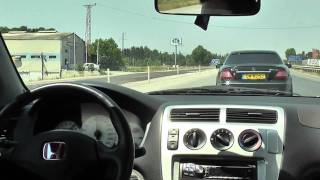 Ba Type-R vs. Mercedes CL 55 AMG