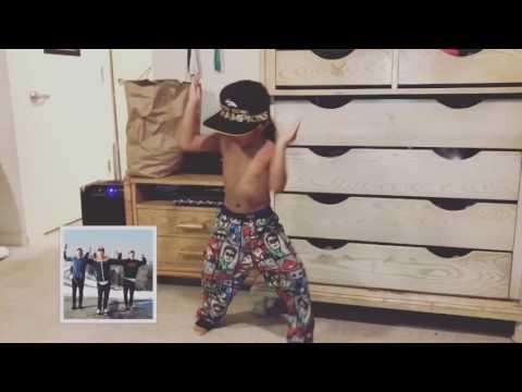 How to dance #icarltonchallenge | kids dancing - Diligence Baybayan