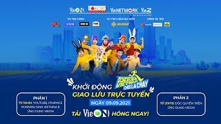 Dàn Cast Running Man Việt Nam - Chơi Là Chạy Full HD