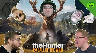 Treibjagd 🎮 theHunter: Call of the Wild #1