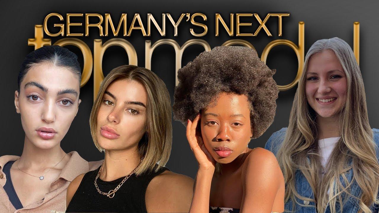 gntm 2021 models männer  germany s next topmodel was ist