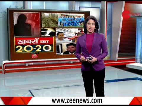 Khabar 20-20: Ruckus at Delhi CM's residence amid discussion on Delhi sealing