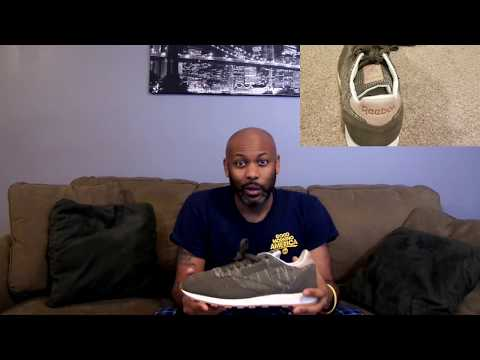 "Reebok Classic Leather EBK Review ""Army Green"" & Clothes I Would Rock With It"