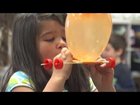 Leaphart Elementary School - STEAM Magnet