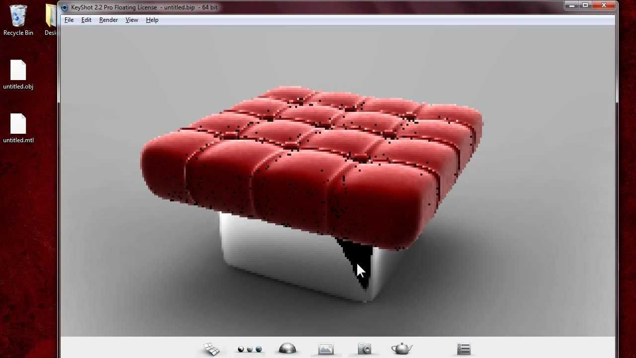 Blender3d Modeling A Leather Seat Youtube