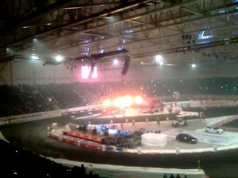 Solberg motorshow