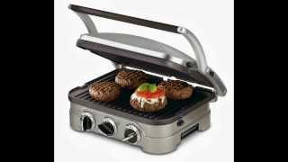 Cuisinart Gr-4n 5-in-1 Griddler - Must See