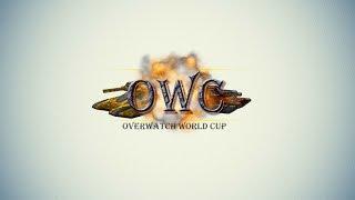 ВЖУХ VS Vavilon OWC(Overwatch World Cup) tournament 21.01.2017