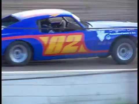 Pure Stock Practice Barona Speedway 3-25-2017