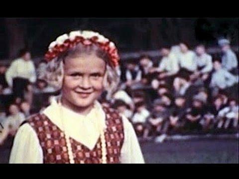 Spalvota Lietuva - Lithuania in color (1938)