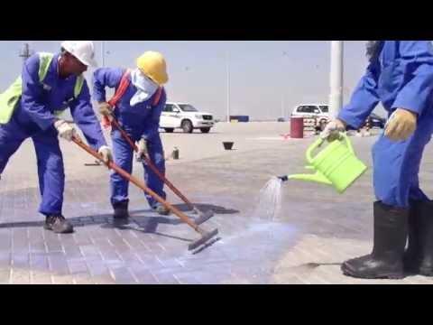 Resiblock Application at Ras Laffan - Qatar