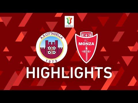 Cittadella Monza Goals And Highlights