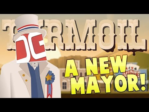Turmoil - We Have A New Town Mayor! - Game Over - Turmoil The Heat Is On Gameplay