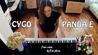CYGO - Panda E (Piano cover by Kri Muse)