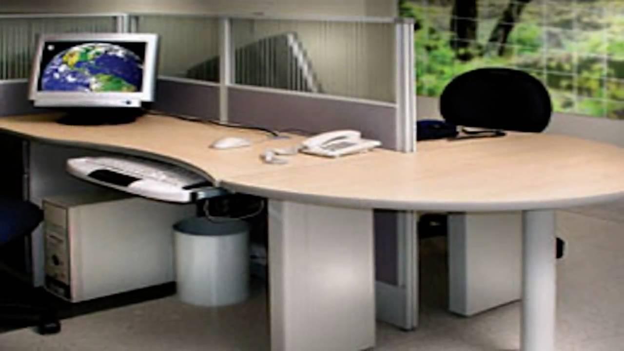 Oficinas modulares m dulos de trabajo youtube for Oficinas modulares