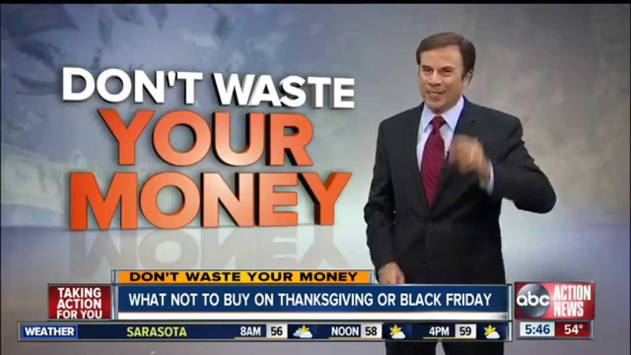 What Not To Buy On Black Friday Don T Waste Your Money Youtube