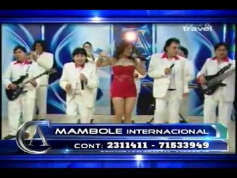 CUMBIA DE HOY - MAMBOLE INTERNACIONAL - Y TODAVIA